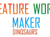 Creature World Maker Expansion Pack: Dinosaurs