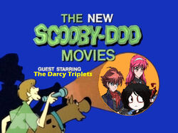 TNSDM Scooby-Doo Meets The Darcy Triplets