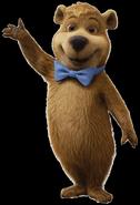 Boo-Boo Bear - CGI