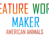 Creature World Maker Expansion Pack: American Animals