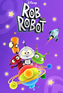 Disney Rob the Robot poster 2