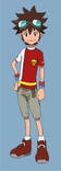 Taiki Kudou ( character of Digimon Xros Wars )