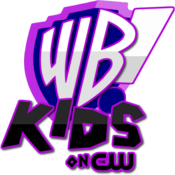 WB Kids on The CW logo