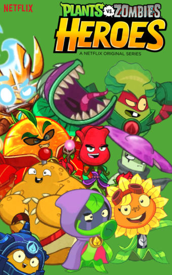 Roblox Zombie Heroes Plants Vs Zombies Heroes Netflix Original Idea Wiki Fandom