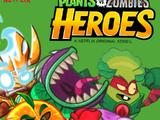 Plants Vs Zombies Heroes (Netflix Original)