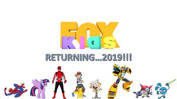 FOX kIDS 2019 fLYER