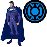 Superman (Blue Lantern)