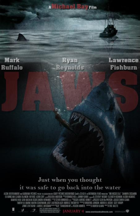 Jaws Remake Idea Wiki FANDOM Powered By Wikia