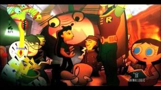 Cartoon Network City HD Bumper Collection - Part 1