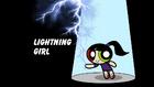 Lightning Girl title card