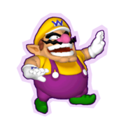 Wario Miracle Blooper 6