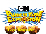 Cartoon Network Punch Time Explosion 2 Super Explosion