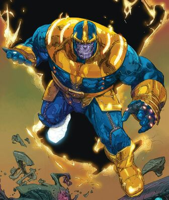 Thanos (Earth-616) from Ultimates Vol 2 5 001