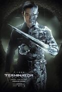T-1000 poster genyis