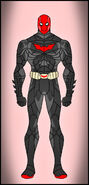 Red hood the dark knight version by dragand-d57f4wq