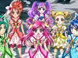 Yes! Glitter Force 5