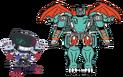 Draczord and Dracozord