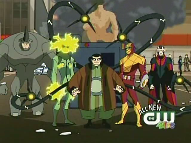 image sinister six the spectacular spidermanpng