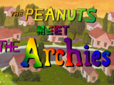 The Peanuts Meet The Archies