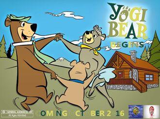 Yogi Bear Begins 2016 Poster 7