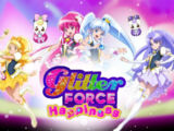 Glitter Force Happiness