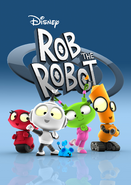 Disney Rob the Robot poster 4