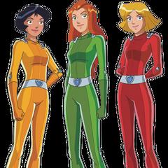 Clover, Sam, and Alex as The Fiesta Trio