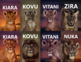 The Lion King II: Simba's Pride (2022 Film)