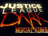 Justice League Dark: Mortal Kombat