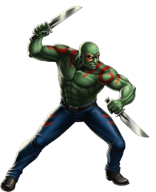 Drax the Destroyer (Earth-2992)