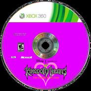 Kingdom Hearts- The Dreams of Love (Xbox 360 Disc)