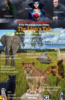 TyThompson TheLion'sTale