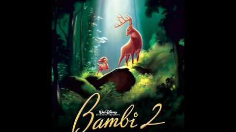 Bambi 2 Soundtrack 5. Snow Flakes in the Forest