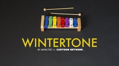 "Cartoon Network Winter Holiday Music - ""Wintertone"" by Impactist"