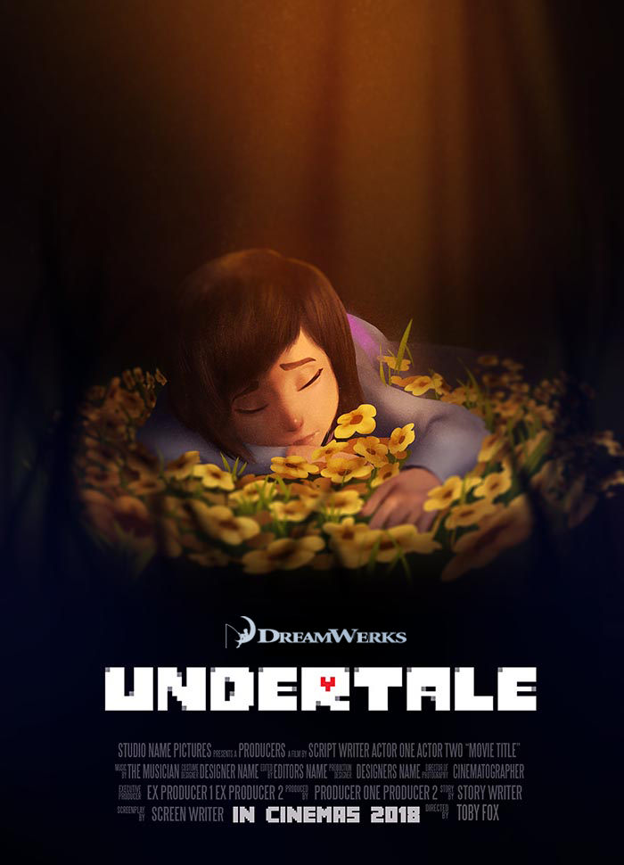 Undertale Dreamworks Film Aaronreturn2004 S Take
