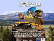 Yogi Bear 2 2017 new poster -version 5-