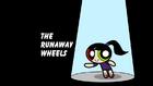 The Runaway Wheels title card