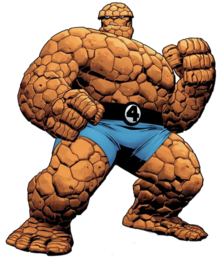 The Thing Marvel Comics