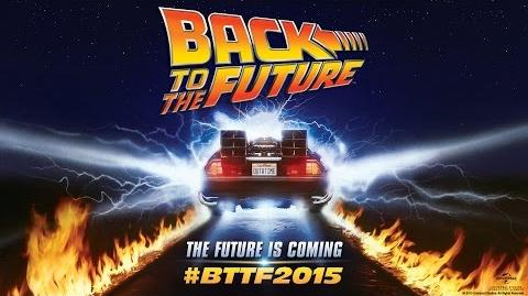 Back To The Future 30th Anniversary Trilogy - Own it on Blu-ray 10 21