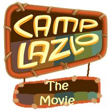 CAMP LAZLO THE MOVIE LOGO