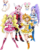 Fresh Pretty Cure/Characters