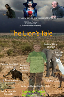 The Lion's Tale Poster