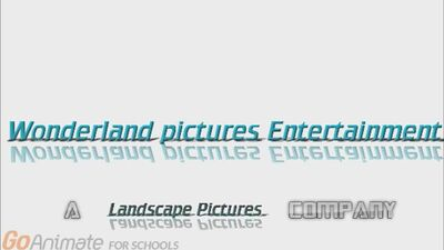 Wonderland Pictures Entertainment Logo
