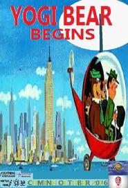 Yogi Bear Begins 2016 Poster 8