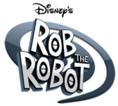 Disney Rob the Robot logo (Disney's)