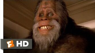 Harry and the Hendersons (7 9) Movie CLIP - There Are No Bigfeet! (1987) HD