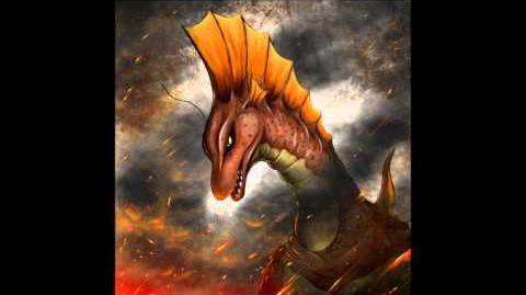 Titanosaurus roars