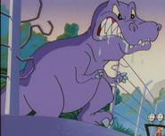 Animaniacs T-Rex