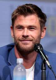 Chris Hemsworth by Gage Skidmore