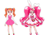 Glitter Force Pastry Squad